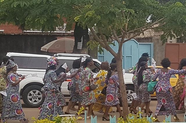 RDC: le 8 mars réduit à un simple port de pagne