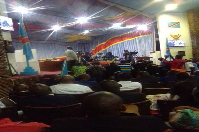 Haut Katanga : 55 candidats sénateurs concourent pour 4 sièges