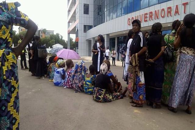 Lubumbashi: propos du gouverneur Pande Kapopo devant les femmes, JUSTICIA ASBL et UCOFEM montent au créneau