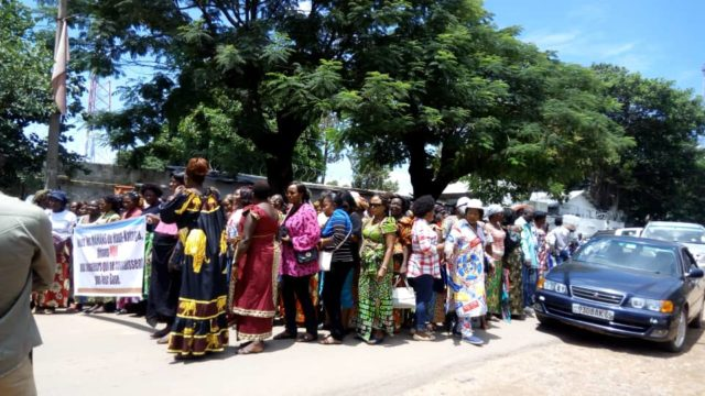 Lubumbashi: les femmes déçues de la faible représentativité de la femme au sein du Gouvernement