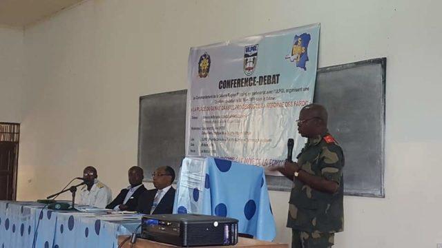 RDC-Goma: le général Ilunga Mpeko organise un débat  avec les jeunes pour la lutte contre l'insécurité