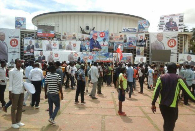 Lubumbashi : les militants UDPS et FCC s'affrontent au siège de l'assemblée provinciale