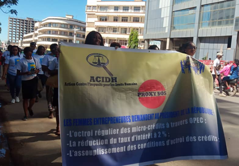 Lubumbashi: les femmes entrepreneures plaident pour l'assouplissement des conditions d'octroi des micros crédits