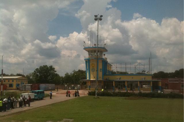 Lubumbashi: des voyageurs dénoncent la corruption à l'aéroport de la Luano