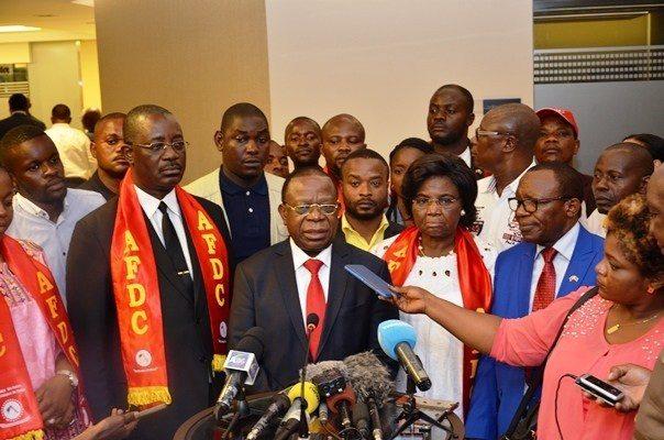 RDC: Les torchons brûlent au sein du FCC, AFDC-A accuse le PPRD de vouloir tout prendre