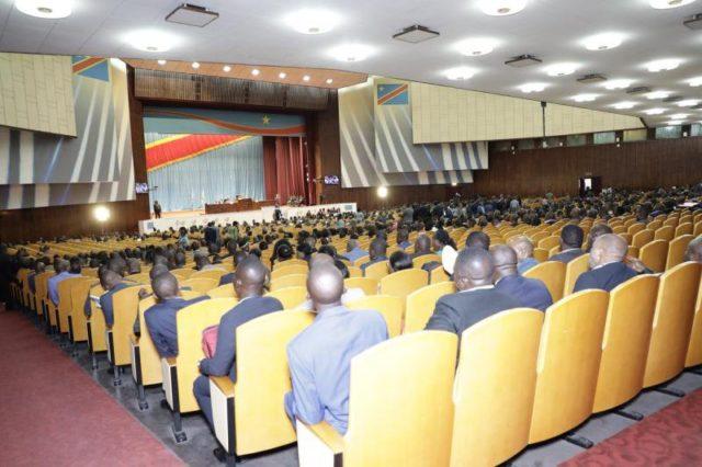 RDC-Assemblée Nationale: la continuité des pratiques de l'ancien régime decriér