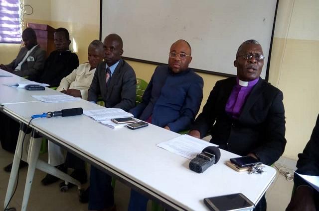 Lubumbashi: lutte contre l'insécurité, les leaders religieux dénoncent l'inefficacité des services de sécurité