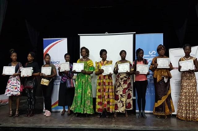 Lubumbashi: UCOFEM ET YWL prime dix femmes ordinaires qui font des choses extraordinaires