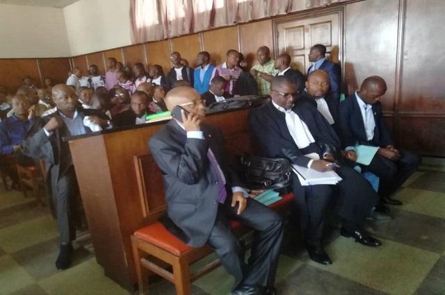 Lubumbashi: la cour d'Appel déclare irrecevable la requête de Muyambo Kyassa , Kyabula Confirmé gouverneur
