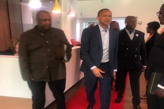 RDC: l'avenir de Lamuka se décide ce vendredi à Bruxelles