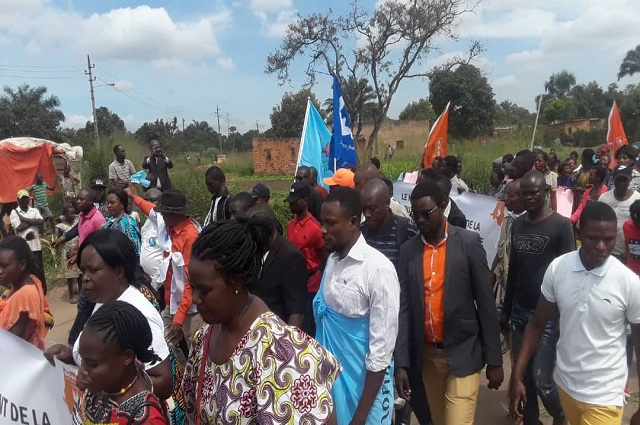Lubumbashi : l'AR de Muyambomarche ce lundi 22 avril pour soutenir le chef de l'Etat