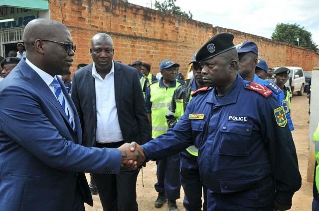 Haut-Katanga: tracasseries et coulage des amandes de la PCR décriés par le Gouverneur