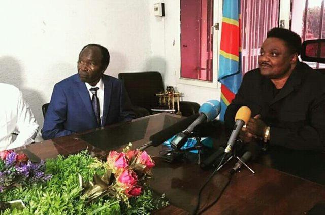 RDC: Ne Mwanda Nsemi a regagné la prison de Makala hier jeudi