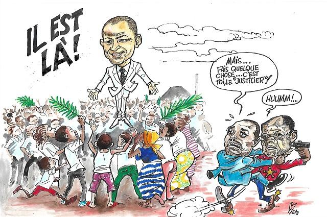 Lubumbashi: le retour de Moïse Katumbi  ne fait pas que des heureux