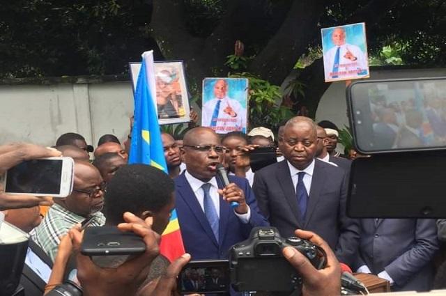 Désignation des animateurs à la CENI: Fayulu et Muzito s'indignent de la démarche des confessions religieuses