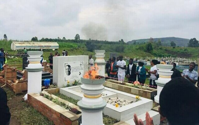 RDC: Un an après la mort mystérieuse de Luc Nkulula la Lucha salue son bravoure
