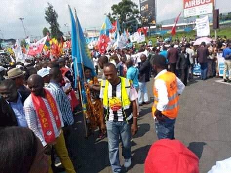 Goma: AFDC-A de Bahati Lukwebo mobilisée pour accueillir Moïse Katumbi