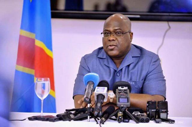 RDC: Tshisekedi a débuté les consultations au palais de la nation