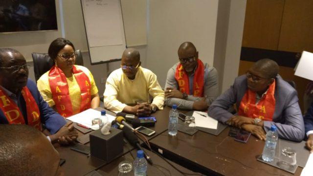 FCC: c'est de la servilité et non la loyauté, ils font la politique pour pleure au gourou  Mobutu Zehtikoli