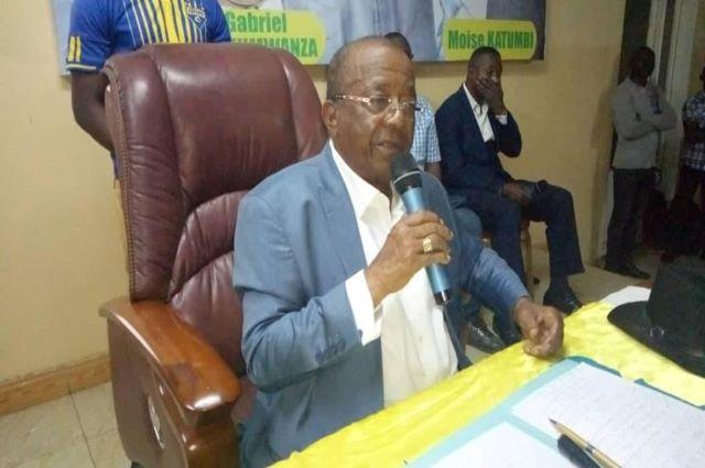 Lubumbashi: Kyungu wa Kumwanza lève la mesure d'interdiction de port d'uniforme et des emblèmes de UNAFEC
