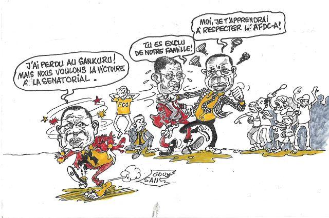 RDC-Mbongo Liz : quand le FCC est dans le doute !