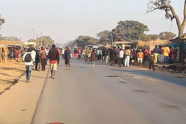 Lualaba: nouveau soulèvement des creuseurs  à Tulizembe