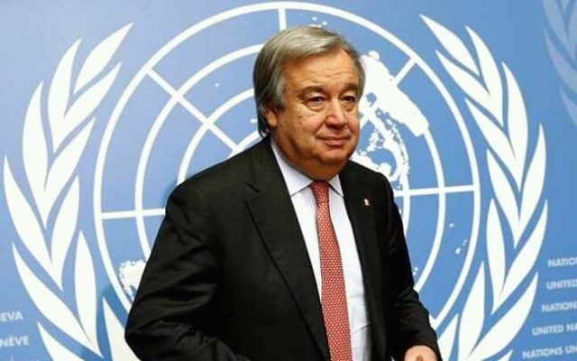 RDC: António Guterres rencontre  Tshisekedi et l'opposition le 2 septembre à Kinshasa