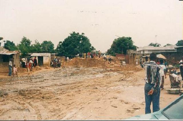 Lubumbashi: Kamisepe et Kamatete deux quartiers enclavés