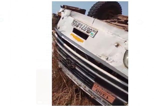 Bukama: un accident fait 18 morts et plusieurs blessés