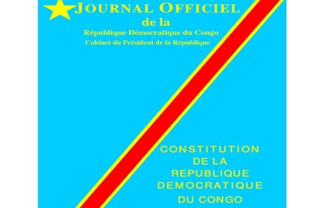 RDC:le Parti Politique Envol propose une révision de la constitution à l'Assemblée Nationale