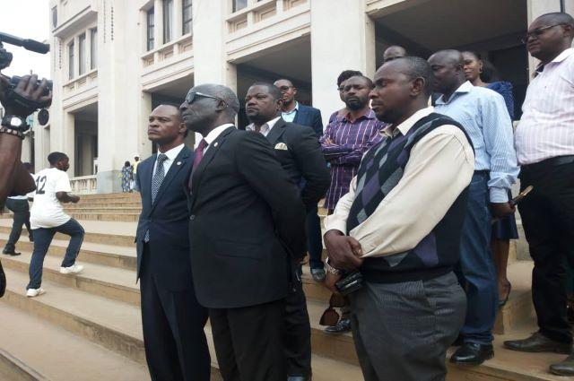 Lubumbashi: les magistrats disent être victimes des menaces pour la cessation de la grève