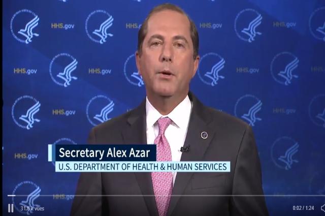 RDC: Ebola sera au centre de la visite du secrétaire à la Santé des USA dans les tous prochains jours