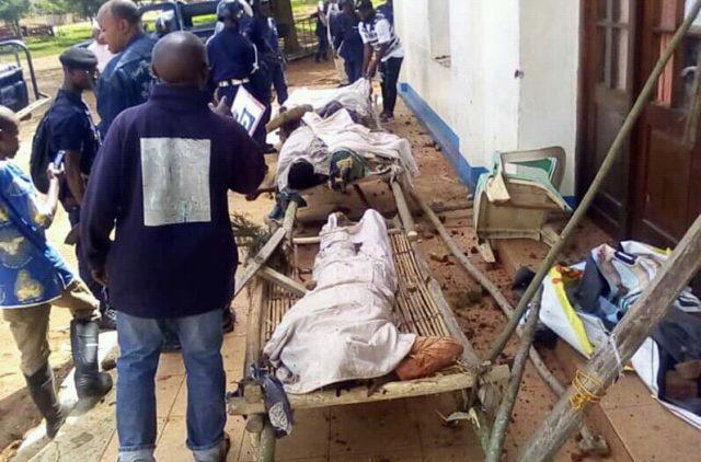 Nord Kivu: Tueries des civils à Beni, Paul Muhindo appelle la MONUSCO de cesser l'hypocrisie