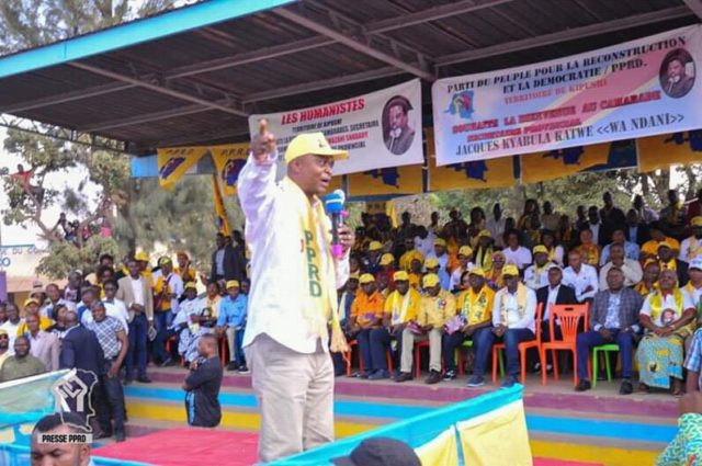 RDC: Ramazani Shadary frappe encore et confirme la suprématie de Joseph Kabila