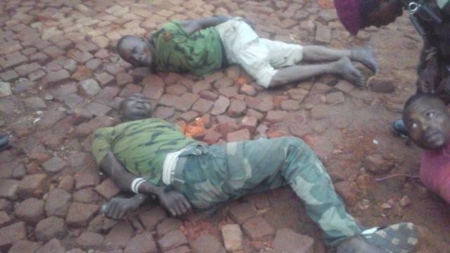Kambove: trois militaires FARDC arrêtés pour tracasseries à Kyembe
