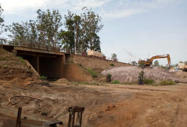 Lualaba: le Tunnel de la ville de Kolwezi en cours d'élargissement