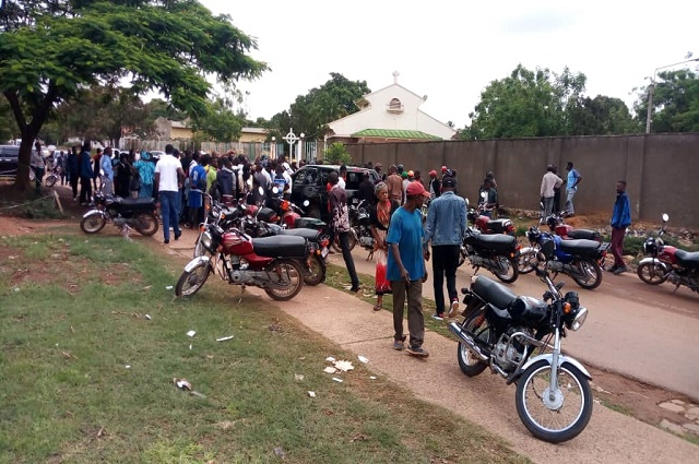 Lubumbashi: un cambiste attaqué et blessé en pleine journée