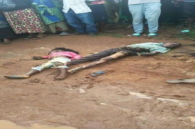 Kasumbalesa: deux enfants d'une même famille morts électrocutés