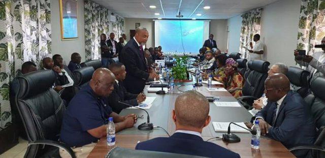 RDC: Moïse Katumbi en réunion avec sa troupe, la sortie imminente de son parti politique
