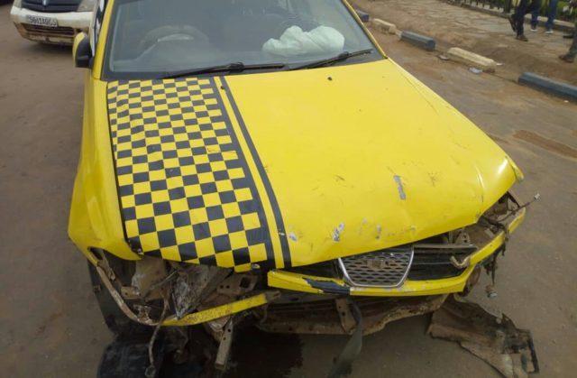 Lualaba: accident à kolwezi sur le rond point Mwangeji | Laguardia.info