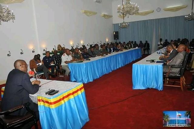 Lubumbashi: face à l'insécurité croissante, Jacques Kyabula propose l'implantation de  CCO dans les communes
