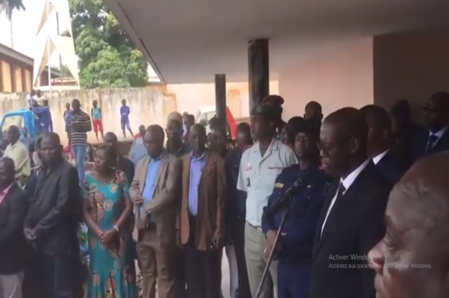 Haut- Katanga: «Ceux qui créent l'insécurité sont contre le Président Félix Tshisekedi et contre moi», Jacques Kyabula