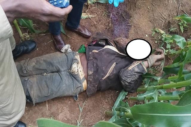 Lualaba: un motard retrouvé mort à 9 km de Fungurume