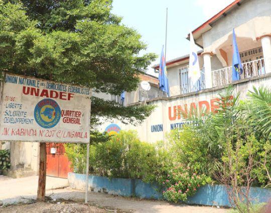 Lubumbashi:«l'UNADEF appartient désormais à la mémoire collective!»,Christian Mwando