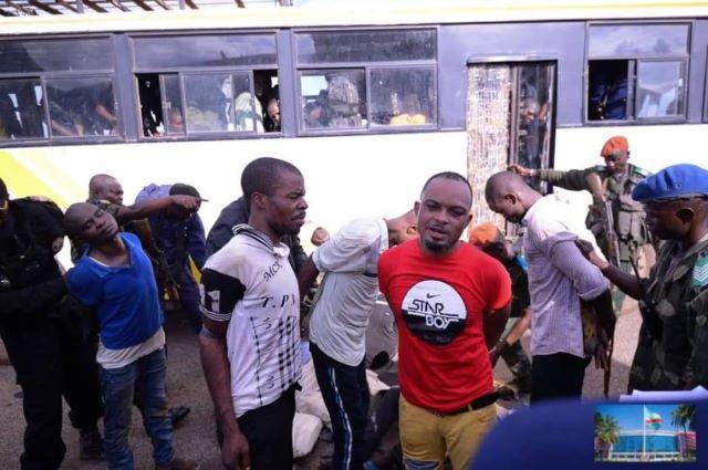 Lubumbashi :14 adeptes de Mukungubila transférés à la prison à Angenga comme criminels par le gouvernement Provincial (Avocat)