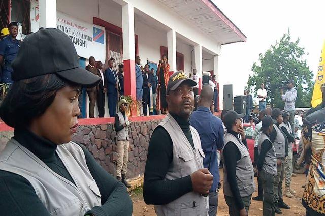Lubumbashi: lutte contre l'insécurité, le Gouverneur installe un centre de coordination à Kamalondo