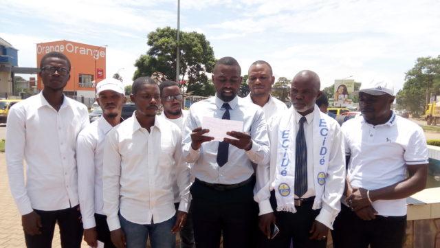 Marche Lamuka: ECIDE Haut Katanga appelle la communauté internationale à exercer la pression sur le Rwanda pour mettre fin aux tueries à l'est