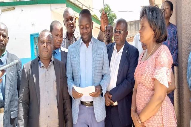 Haut-Katanga: la société civile contre la campagne médiatique pour protéger Albert Yuma