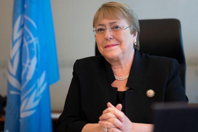 RDC: Michele Bachelet plaide pour la libération des prisonniers qui ont commis des délits mineurs