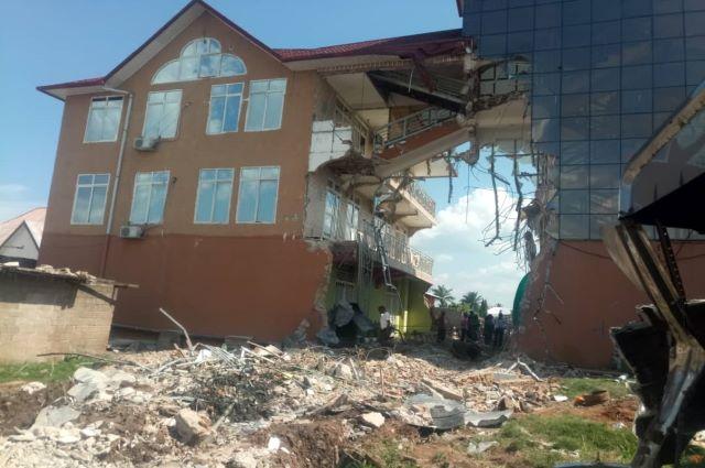 Tanganyka: le Ministre de l'infrastructure interpellée pour démolition des maisons à Kalemie